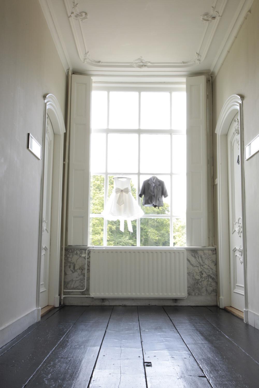 Bruidskinderen kleding