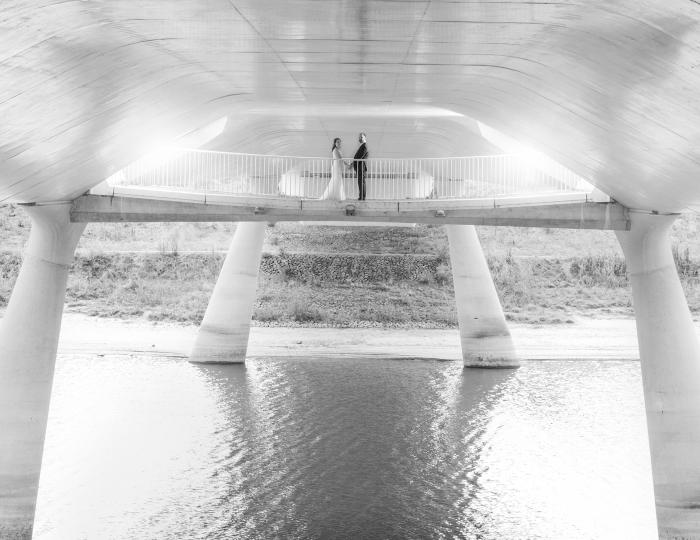 Bruidsreportage Nijmegen